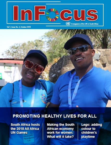 South Africa hosts the 2018 All Africa UN Games