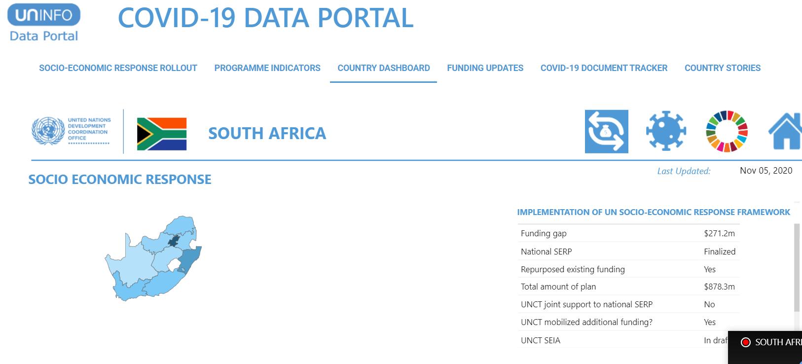 Visit our COVID-19 Data portal