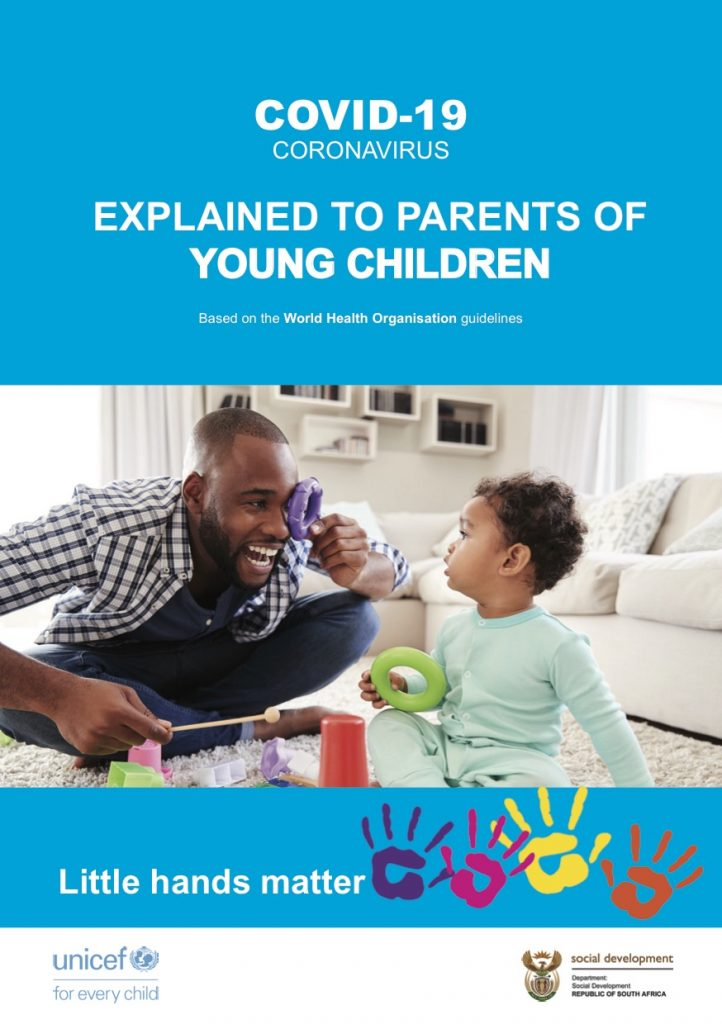 COVID19 explained to Parents