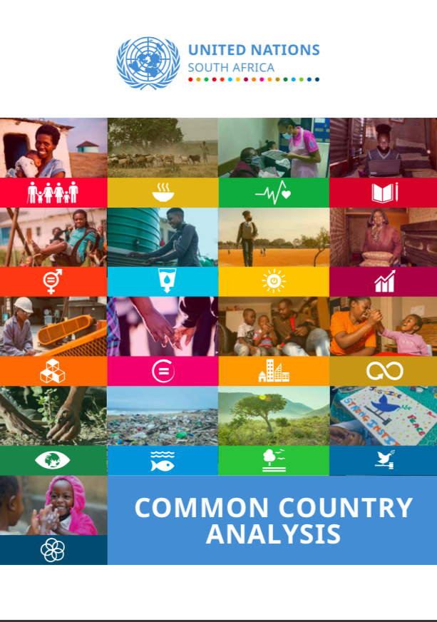 Common Country Analysis – United Nations in South Africa