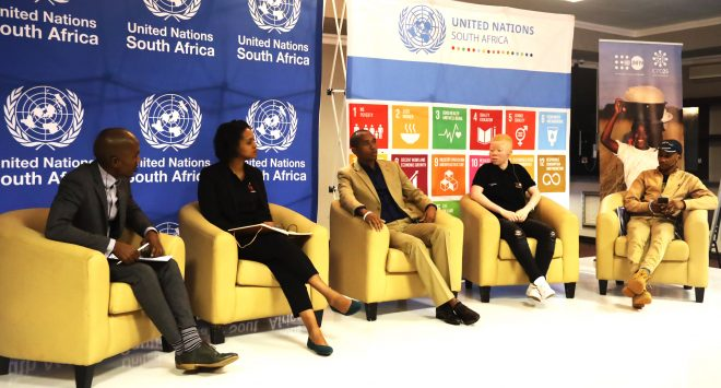 UN engages Youth on the UN Strategic Development Cooperation Framework (UNSDCF)