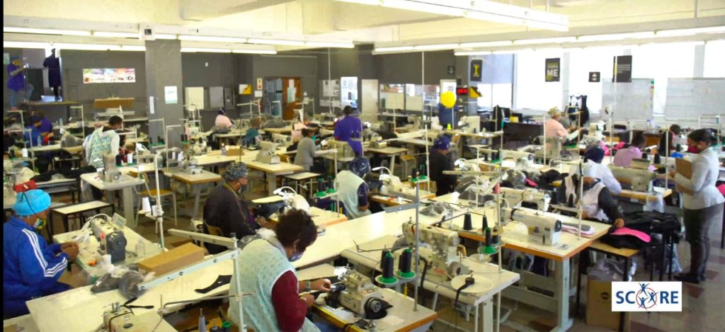 Boosting productivity and better working conditions in SA's cloth manufacturing sector