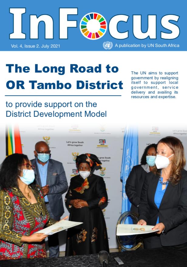 UN South Africa - InFocus Newsletter, Vol4, Issue2, July 2021