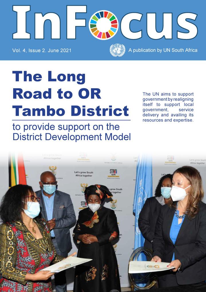 UN South Africa - InFocus Newsletter, July 2021