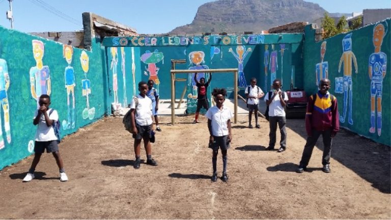 Green shoots of hope growing in South Africa