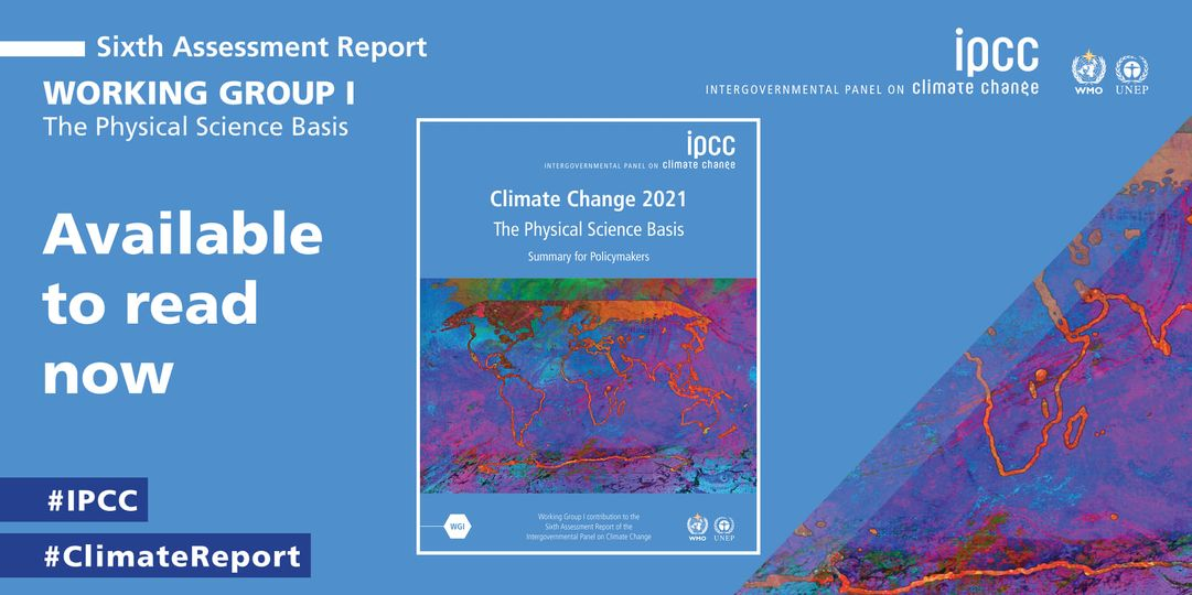 IPCC report: 'Code red' for human driven global heating, warns UN chief