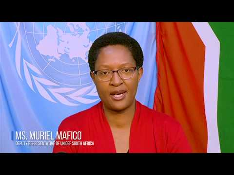 UN in South Africa  message on COVID-19 response