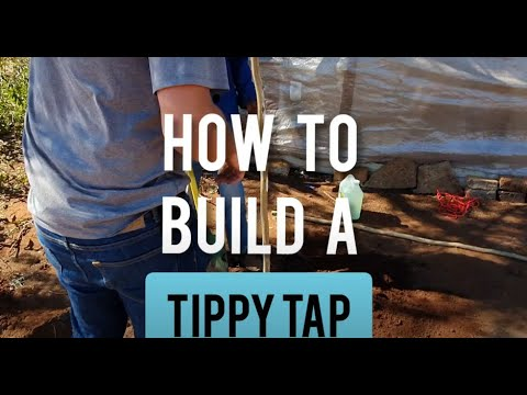 The #TippyTapChallenge   Build yours with UNICEF South Africa