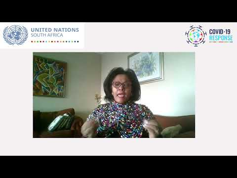 Build Back Better our economies - Message from UN in South Africa