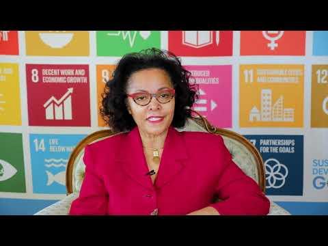 Ms. Nardos Bekele-Thomas' message on Mandela Day highlighting the importance of the #NelsonMandelaRules