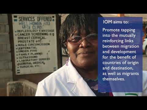 IOM Launches its Regional Strategy for Southern Africa (2020 - 2024)