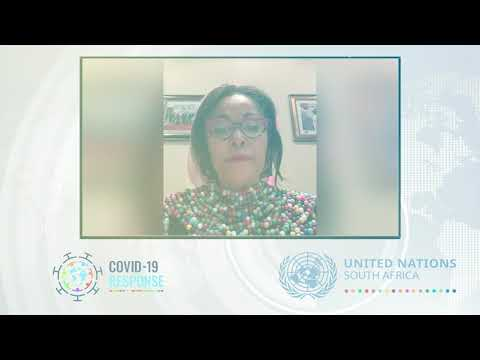 UN South Africa response to COVID-19
